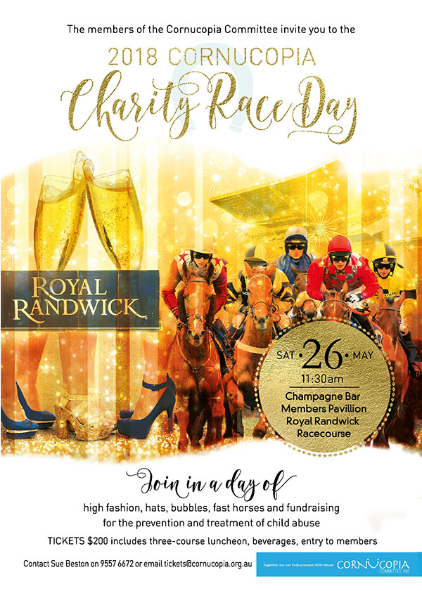 Charity Race Day May 26 2018