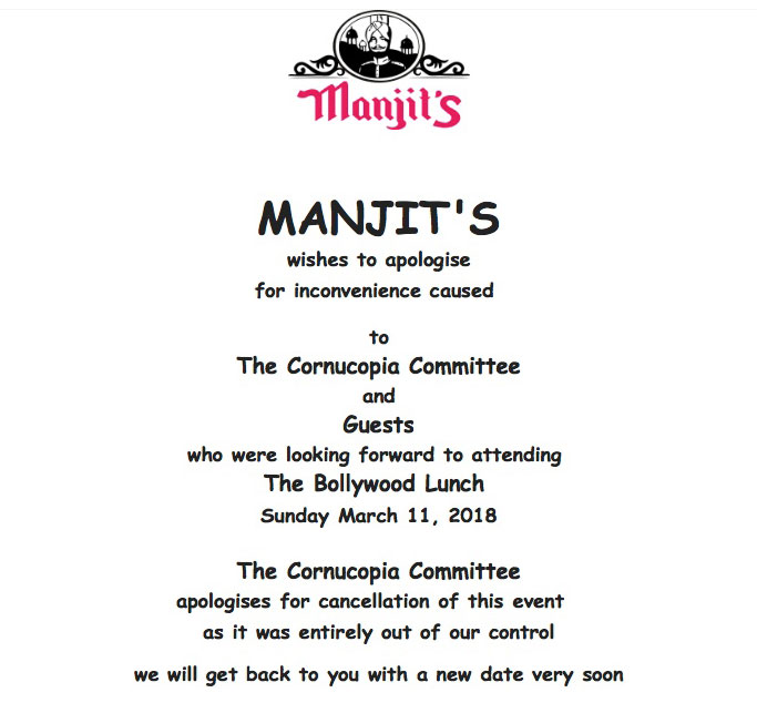 Manjits Date Change