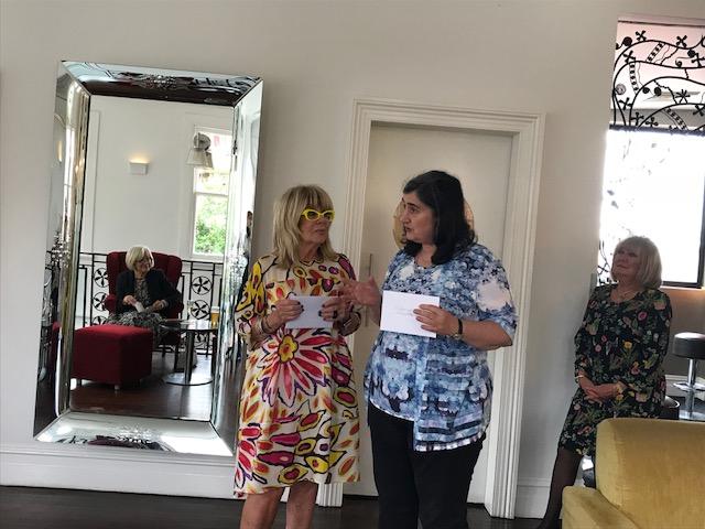 2017 Cheque Presentation