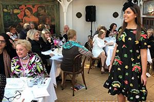 Lunch and Fashion Parade at the Royal Oak