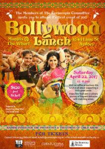 Bollywood Lunch