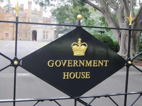 NSW Government House